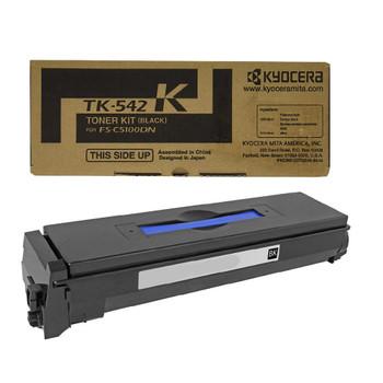 Kyocera TK542K Black Toner 5K Yield 1T02HL0US0