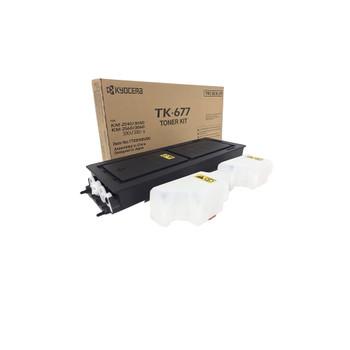 Kyocera TK677 Black Toner 20K Yield 1T02H00US0