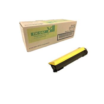 Kyocera TK542Y Yellow Toner 4K Yield 1T02HLAUS0