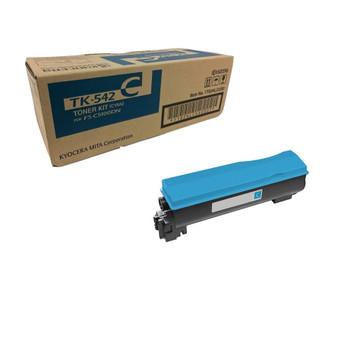 Kyocera TK542C Cyan Toner 4K Yield 1T02HLCUS0