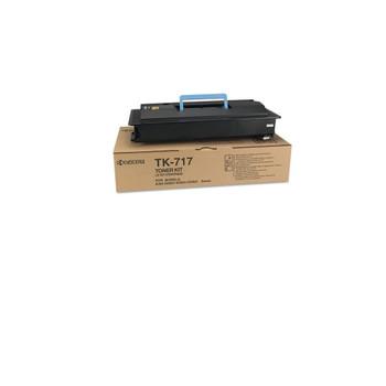 Kyocera TK717 Black Toner 34K Yield 1T02GR0US0