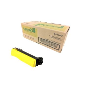 Kyocera TK562Y Yellow Toner 10K Yield 1T02HNAUS0