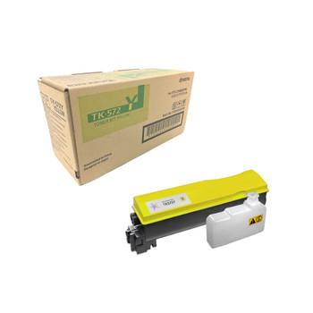 Kyocera TK572Y Yellow Toner 12K Yield 1T02HGAUS0