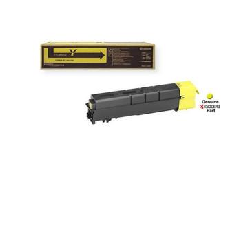Kyocera TK8602Y Yellow Toner 20K Yield