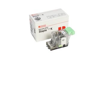 Ricoh 410801 Type K Staple Cartridge with 5000 Staples Per Box