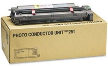 Ricoh 209820 Type 251 Photoconductor Drum Unit Black - 45000 Yield
