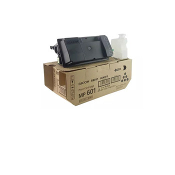 Ricoh 407823 Type MP 601 Black All-in-One Toner Cartridge Yield 25000