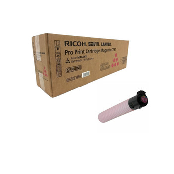 Ricoh 828187 Toner Cartridge Magenta - Yield 48,500 Pages