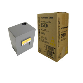 Ricoh 828351 Toner Cartridge Yellow - Yield 30,000 Pages
