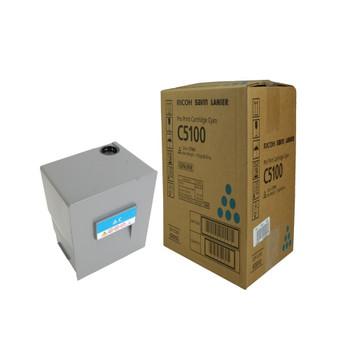 Ricoh 828353 Toner Cartridge Cyan  - Yield 30,000 Pages