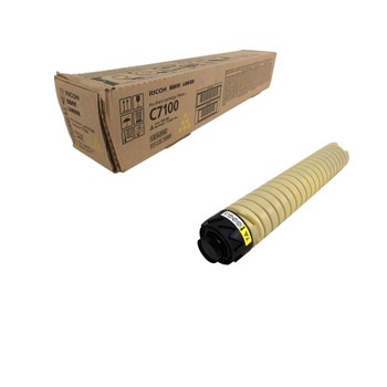 Ricoh 828385 Toner Cartridge Yellow - Yield 45,000 Pages