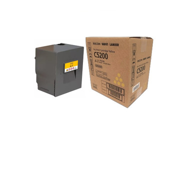 Ricoh 828423 Toner Cartridge Yellow - Yield 24,000 Pages