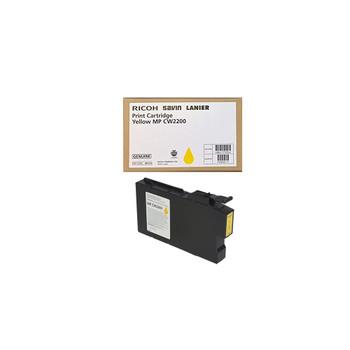 Ricoh 841723 Toner Cartridge Yellow