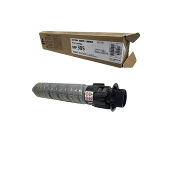 Ricoh 842141 Type MP 305 Toner Cartridge Black - Yield 9000 Pages