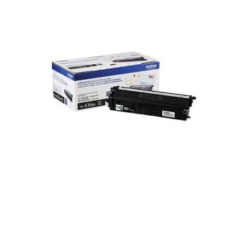 Brother TN436BK Super High Yield Toner Cartridge - Black - Yield 6500