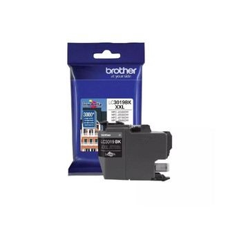 Brother LC3019BK Super High Yield Ink Cartridge Black - 3000 Yield