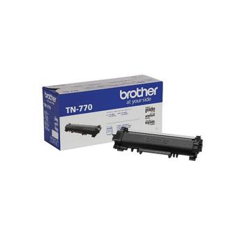 BROTHER TN770 Toner Cartridge - Black - Yield 4500 Page