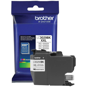 Brother LC3029K Super High Yield Ink Cartridge Black - 3,000 Pages
