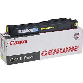 Canon GPR-11 Yellow Toner Cartridge 7626A001AA