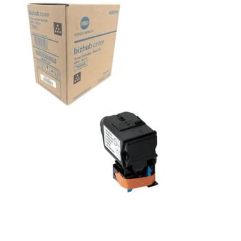 Konica Minolta A0X5134, TNP50K Toner Cartridge - Black - 6,000 Yield