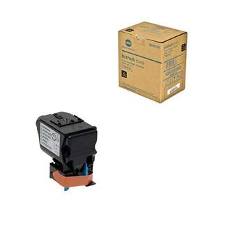 Konica Minolta A0X5135, TNP51K Toner Cartridge - Black - 6,000 Yield
