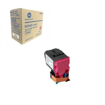 Konica Minolta A0X5334, TNP50M Toner Cartridge - Magenta - 6000 Yield