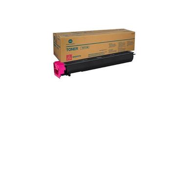 Konica Minolta A3VU330, TN711M Toner Cartridge - Magenta - Yield 31500