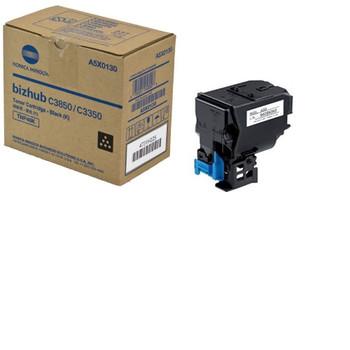 Konica Minolta TNP-48K, A5X0130 Toner Cartridge - Black - 10,000 Yield