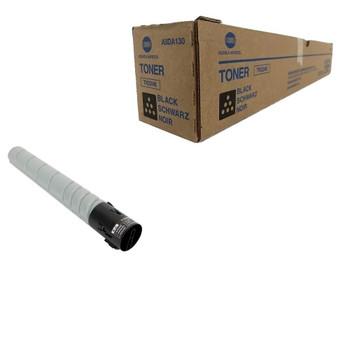 Konica Minolta TN-324K, A8DA130 Toner  Unit- Black - Yield 28000 Page
