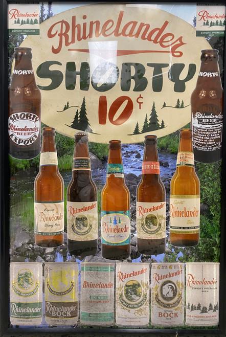 126 Poster Bottle Nostalgia