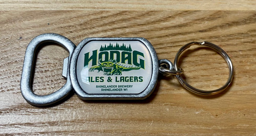 106 Hodag Keychain