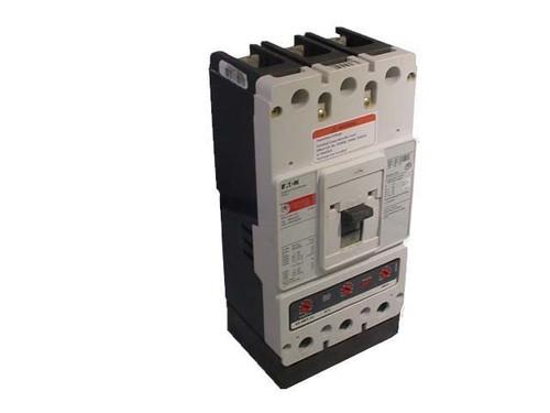 CUTLER HAMMER KD3125 U 125A 600V 3P USED