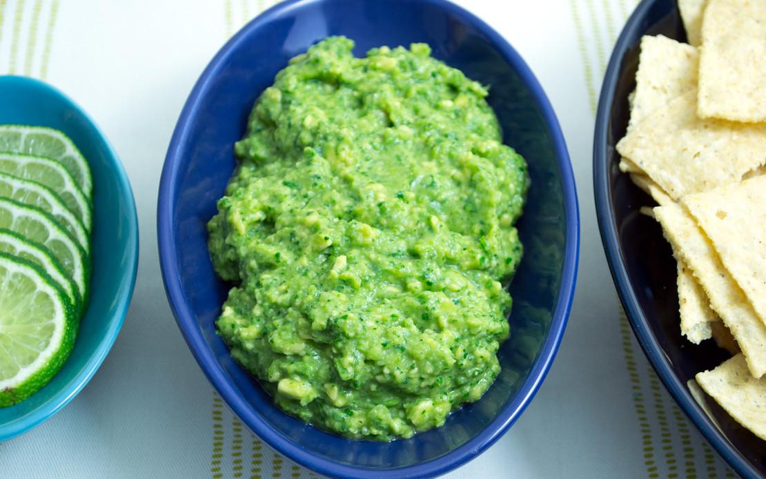 Habanero Lime Guacamole
