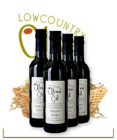 4 Bottle Gift Basket with spouts