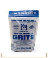 Geechie Boy Mill Stone Ground Blue Grits