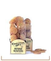 Charleston's Own Benne (Sesame) Wafers