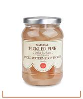Spiced Watermelon Pickles