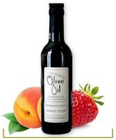 Strawberry Peach Balsamic Vinegar
