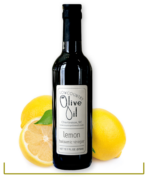 Lemon White Balsamic Vinegar