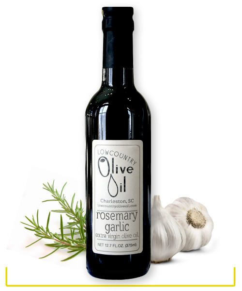 Rosemary Garlic Olive Oil