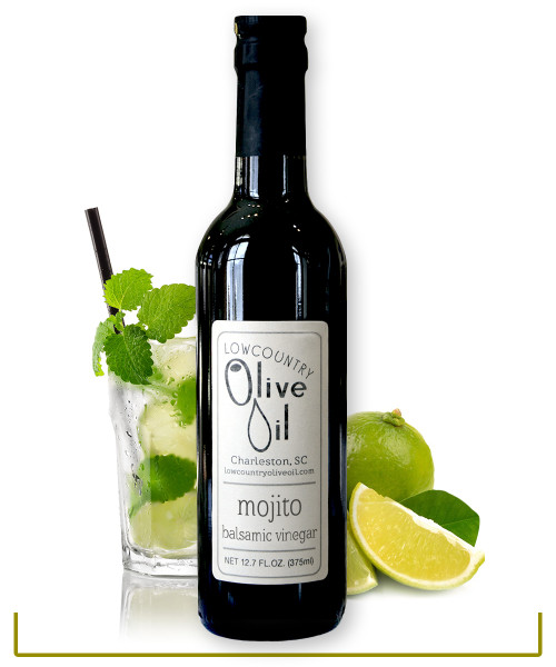 Mojito White Balsamic Vinegar