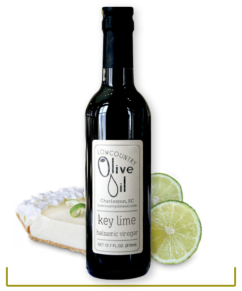 Key Lime Balsamic Vinegar