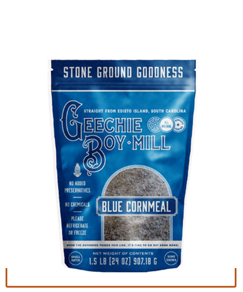 Geechie Boy Mill Blue Cornmeal