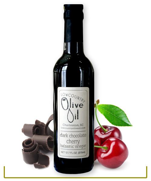 Dark Chocolate Cherry Balsamic Vinegar