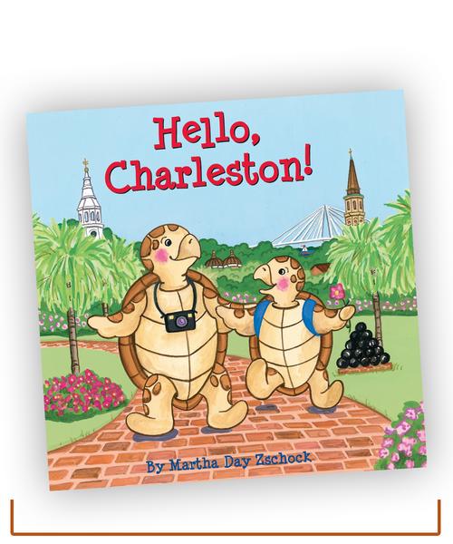 Hello Charleston Children's Book