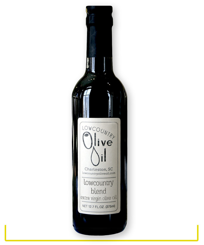 Lowcountry Blend Extra Virgin Olive Oil (No herbs)