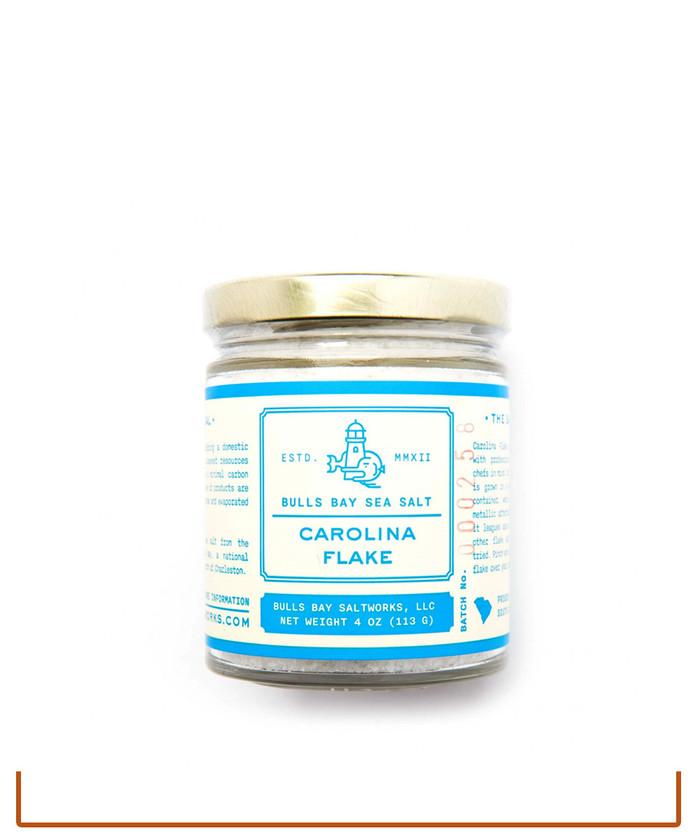 Bulls Bay Saltworks Carolina Flakes Jar