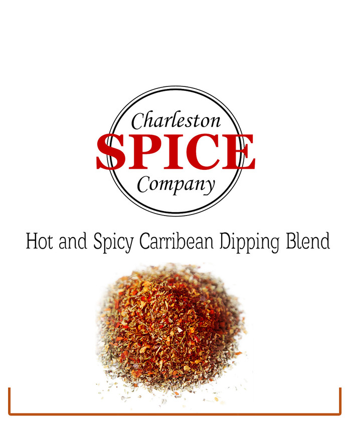 Caribbean Dipping Oil Spices