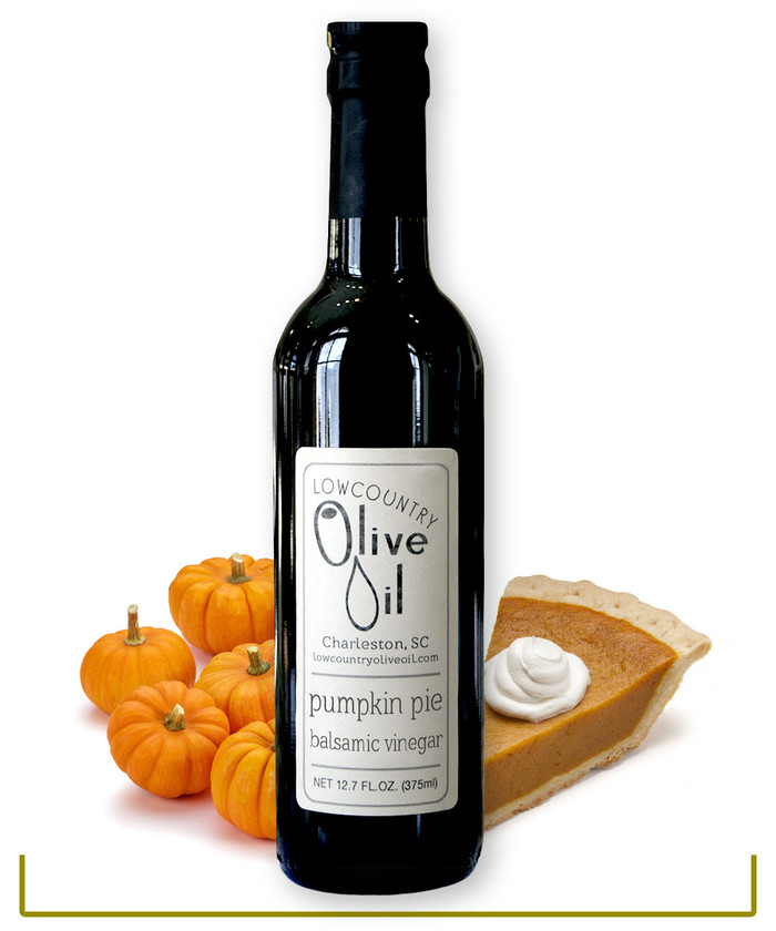 Pumpkin Pie Spice Balsamic Vinegar