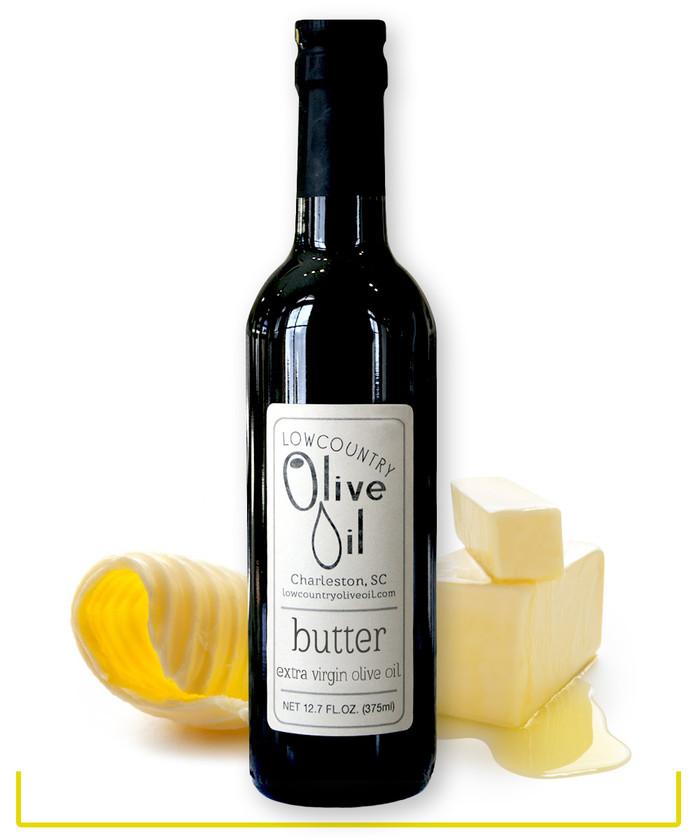 Butter Flavor Infused Olive OIl